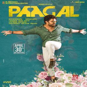 Paagal movie poster