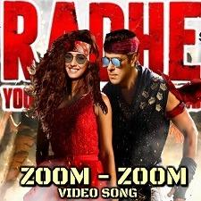 Zoom Zoom song poster